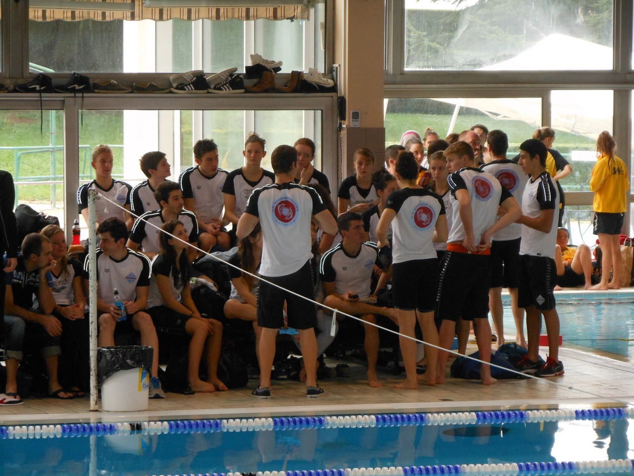 Interclubs fontaine 2013 csbj natation for Piscine bourgoin jallieu