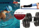 Aquatraining – Plaisir, travail musculaire et cardiovasculaire.