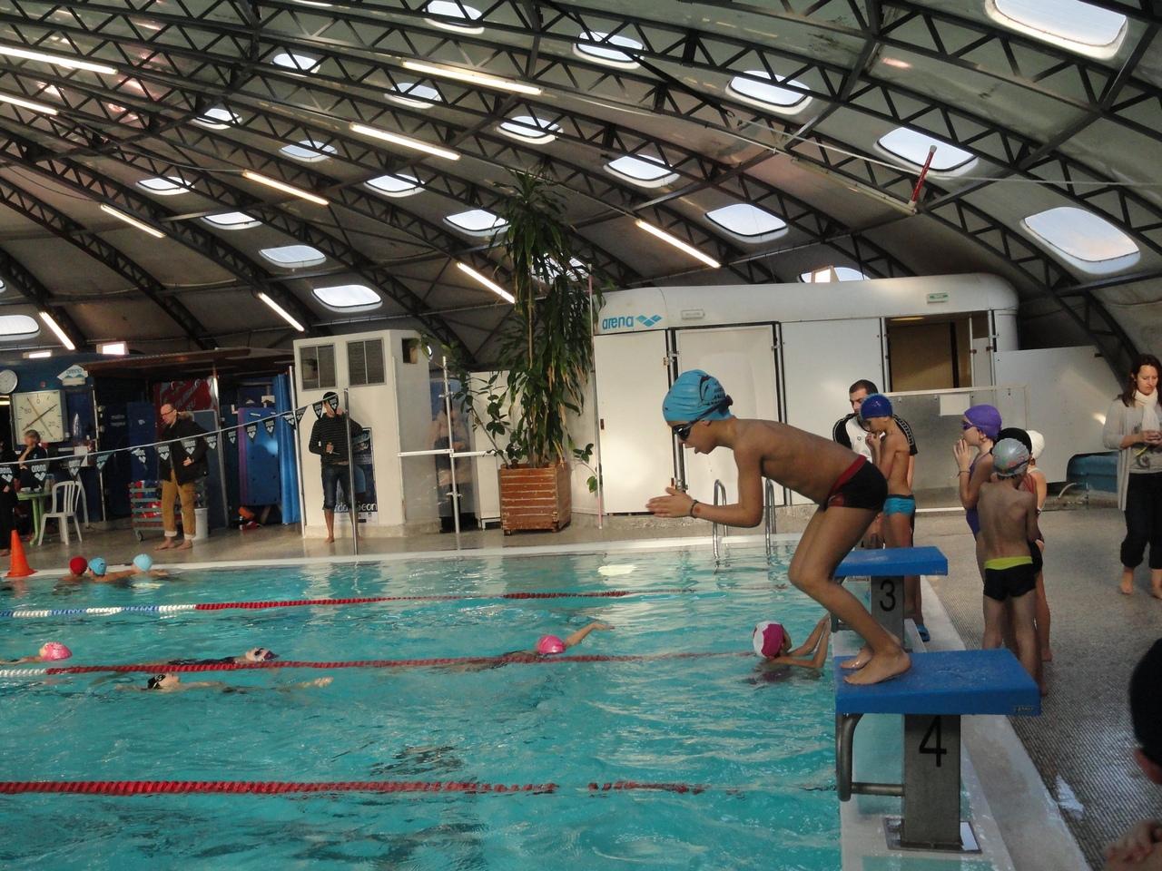 Journ e portes ouvertes 2013 csbj natation for Piscine bourgoin jallieu