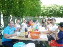 barbecue juin 2107 groupe compétition